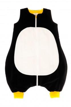 Sac de dormit bebelus Pinguin, Penguin Bag, 1-3 ani, tog 2,5 fata