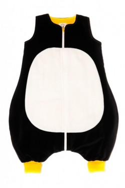 Sac de dormit bebelus Pinguin, Penguin Bag, 2-4 ani, tog 2,5 fata