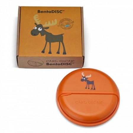 Caserola compartimentata BentoDISC, Carl Oscar, orange