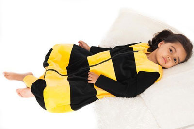 Sac de dormit bebelus Albinuta, Penguin Bag, 2-4 ani, tog 1 fetita