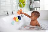 Boon, Jucărie de baie bebeluș, set 5 piese: Cogs (roti zimtate), nu contine ftalati