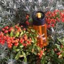 CARL OSCAR cana din Tritan™ cu pai culoare orange