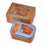 Caserola cu pastila racire Wisdom N'Ice Box, Carl Oscar, portocaliu