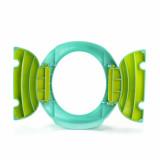Oliță portabilă pliabilă 2 în 1 Potette Plus culoare turquoise jos