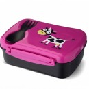 CARL OSCAR N'Ice Box™ caserola cu pastila de racire culoare roz
