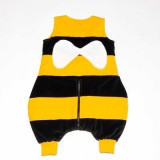 Penguin Bag, Sac de dormit bebelus Albinuta, 1-3 ani, tog 1, OEKO-TEX