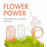 Accesoriu uscare vase bebelusi, STEM, alb, de la BOON