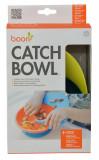 Boon, Castron bebeluș cu ventuza Catch Bowl, verde, nu contine ftalati