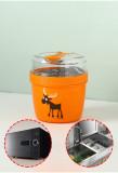 Caserola compartimentata N'Ice Box cu disc racire, Carl Oscar, gri