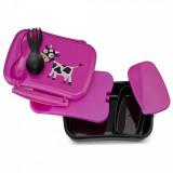 Caserola cu pastila de racire N'Ice Box, Carl Oscar, roz
