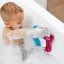 Jucărie de baie bebeluș, BOON, set TUBES - tuburi pentru baie
