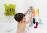 Boon, Jucărie de baie bebeluș, set 3 piese: Tubes, nu contine ftalati
