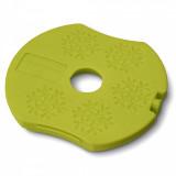 Caserola compartimentata N'Ice Box cu disc racire, Carl Oscar, lime