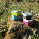 Caserola cu pastila racire Wisdom N'Ice Box, Carl Oscar, lime