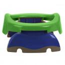 PACHET PROMO - Olita portabila culoarea verde Potette Plus + Pungi biodegradabile de unica folosinta - 30 buc/set