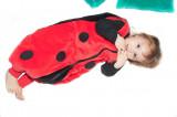 Sac de dormit bebelus Gargarita, Penguin Bag, 2-4 ani, tog 1 fetita 3