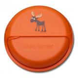 CARL OSCAR - caserola compartimentata BentoDISC™ orange