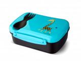CARL OSCAR N'Ice Box™ caserola cu pastila de racire culoare bleu