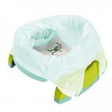 PACHET PROMO - Olita portabila culoarea turquoise Potette Plus + Pungi biodegradabile de unica folosinta - 30 buc/set