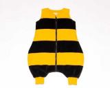 Sac de dormit bebelus Albinuta, Penguin Bag, 2-4 ani, tog 2,5 spate