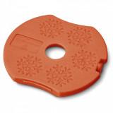Caserola compartimentata N'Ice Box cu disc racire, Carl Oscar, orange