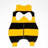 Penguin Bag, Sac de dormit bebelus Albinuta, 2-4 ani, tog 2,5, OEKO-TEX