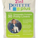 Potette Plus, Pungi biodegradabile pentru olita portabila, 30 buc/set