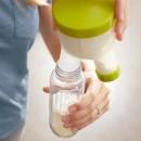 Boon, Cutie dozator pentru formula de lapte praf, Tripod, verde