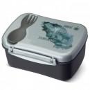 Caserola cu pastila racire Wisdom N'Ice Box, Carl Oscar, gri