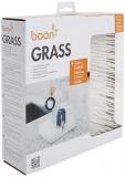 Boon, suport uscat accesorii bebelus, Grass, alb, nu contine ftalati
