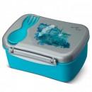 CARL OSCAR Wisdom N'Ice Box™ caserola cu pastila de racire culoare bleu / APA
