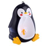 KidsCenter, Pisoar in forma de pinguin pentru baietei, 388g, 12 luni+, PP si PVC