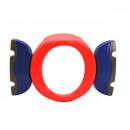 PACHET PROMO - Olita portabila culoarea rosie Potette Plus + Pungi biodegradabile de unica folosinta - 30 buc/set