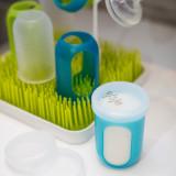 Suport uscare accesorii bebelus, GRASS, verde, BOON