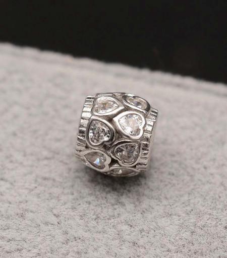 Talisman din argint -THE LOVE- CHA1088