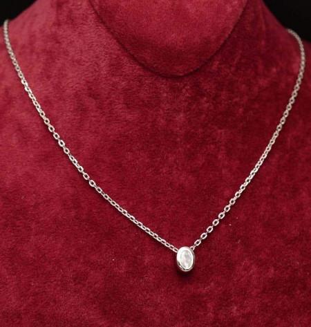 Colier Din Argint Arg339D
