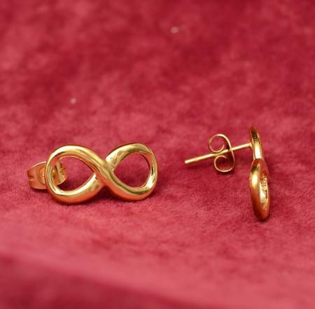 Cercei Inox Femei ---INFINIT--- 297C