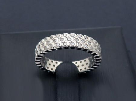 Inel Argint 925 DAMA VERIGHETA FASHION cod ARG212