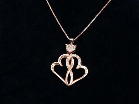 Pandantiv cu lantisor din argint --LOVE SISTER&MOTHER FOREVER--ARG110A