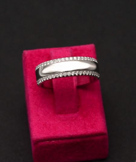 Inel Argint -Verigheta --- ARG350