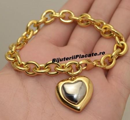 Bratara Inox Dama -HEART- BF953