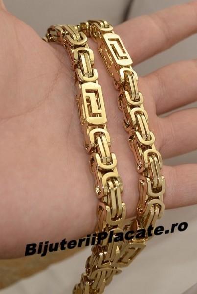 Lant Inox Model Versace Auriu L10