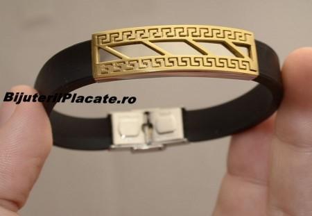 Bratara Barbati Inox Versace b911