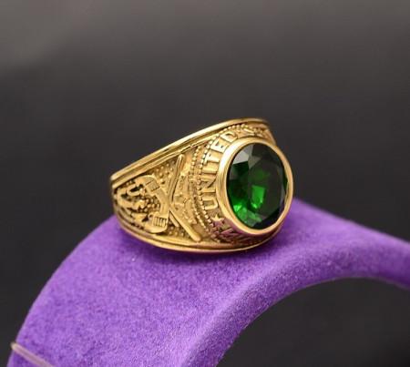 Ghiul Inox Barbati Model Verde -- cod IM639D