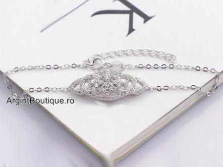Bratara din argint Beautiful ARG35