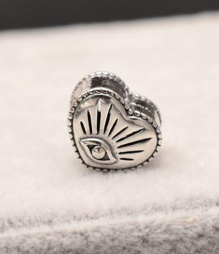 Talisman din argint Lucky protection CHA1005