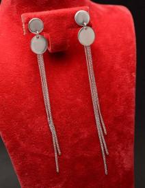 Cercei din Argint Elegant Chains -cod ARG192A