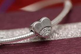 Charm Argint 925 -HEART-- cha1057