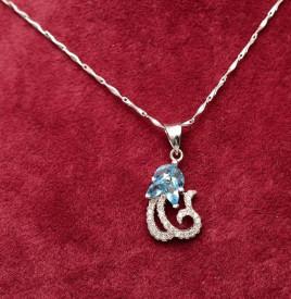 Colier argint 925 Blue Special ARG327A