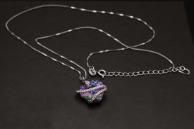 Lantisor din argint Diamond CAMELEON cod ARG203